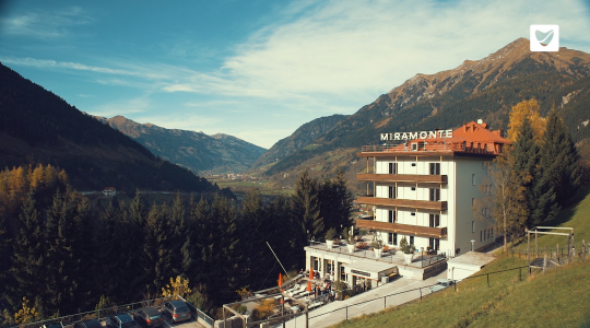 Hotel Miramonte in Bad Gastein