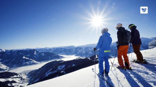 Afl. 1 – Skiën op de Schmittenhöhe