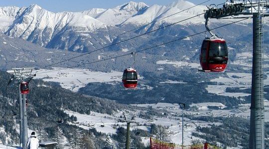 Skigebied Grosseck-Speiereck
