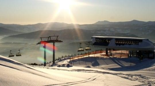 Skigebied Fanningberg