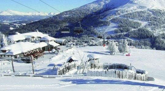 Skigebied Katschberg-Aineck