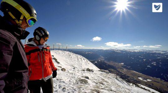 Afl. 2 – Frühlingsskifahren in Grosseck-Speiereck