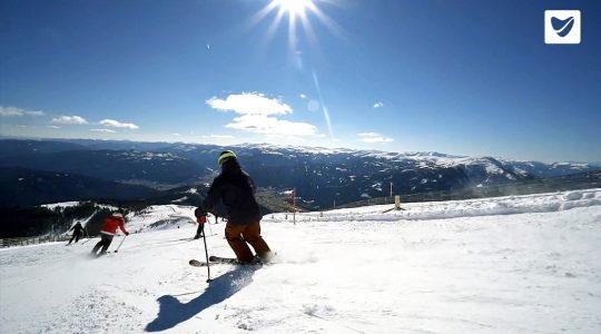 Preview: de zon blijft maar schijnen in het Salzburger Lungau
