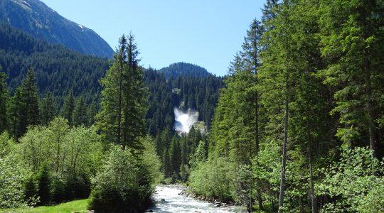 De Krimml watervallen zoals je die nog niet eerder hebt gezien