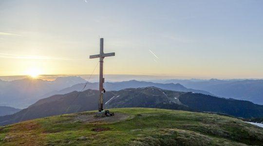 De zonsopgang in Oostenrijk die je gezien moet hebben