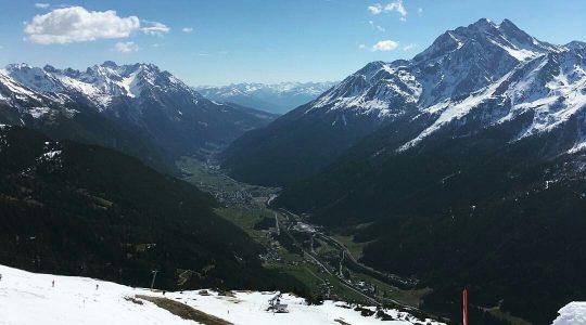 @amber_lambin vanuit St. Anton am Arlberg