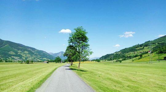 Fietsen in het Pinzgau: van Krimml naar Piesendorf
