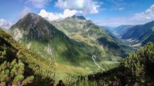 Hornfeldspitze: schitterende Gipfelsteig in het Sölktäler Naturpark