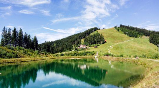 Wandelen op de Schmittenhöhe: onze huisberg
