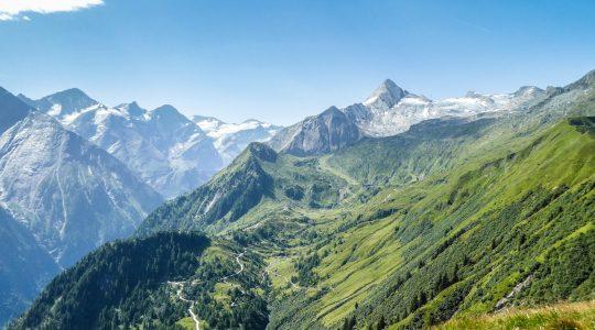 Alexander Enzinger Weg: te voet in plaats van met de lift naar de Kitzsteinhorn