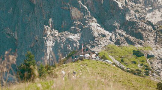 Wandelen bij de Dachstein: de Südwandhütte