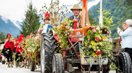 Prachtige traditie: Bauernherbst in het Salzburgerland