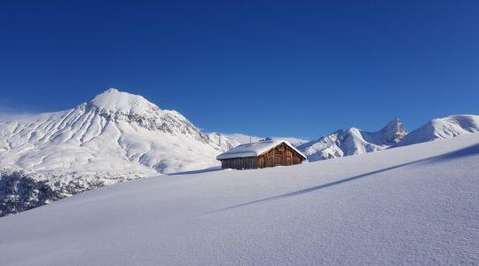 Jaloersmakende opening op de Arlberg!