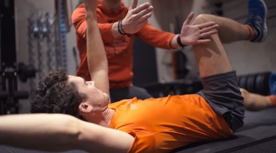 Workout Wednesday – Fit op wintersport oefening 4
