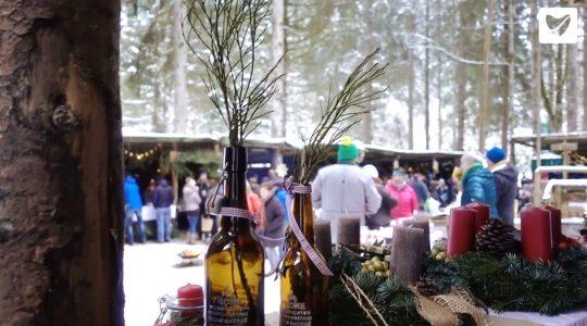 Kerstmarkt bezoek in de Steiermark!