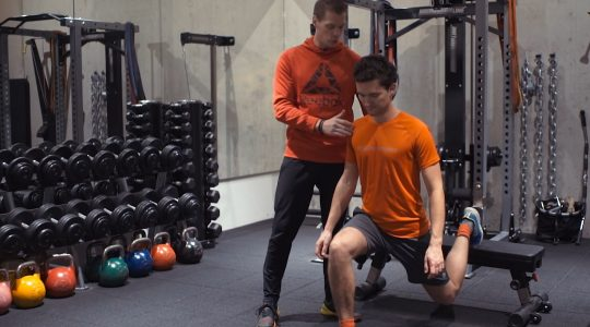 Workout Wednesday – Fit op wintersport oefening 7