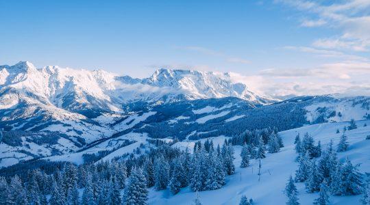 Heerlijke dag in het skigebied Hochkönig