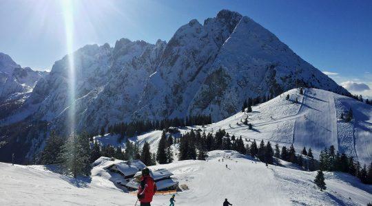 Fotobericht: Dachstein-West, thuishaven van Olympisch kampioen Marcel Hirscher