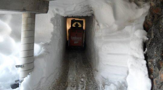 Eisriesenwelt Werfen heeft moeite om de grot weer te vinden!