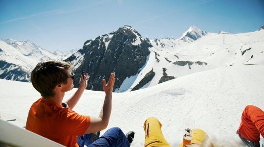 Geheimtipp: Voorjaarsskiën op de Kitzsteinhorn