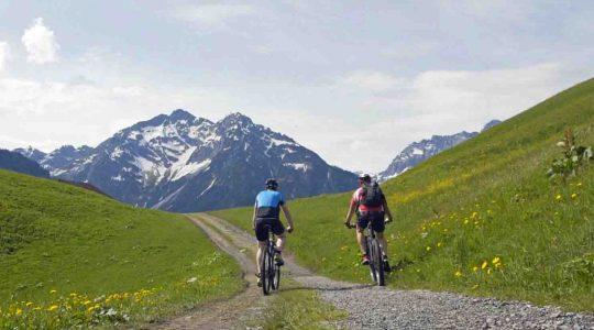 De groeten uit… Kleinwalsertal! | E-bike Panoramatocht