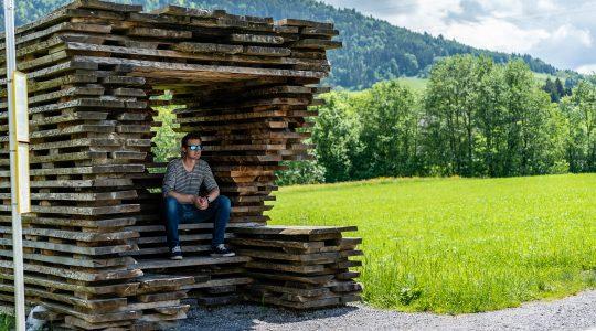 Geheimtipp: BUS Stop! in Krumbach Bregenzerwald