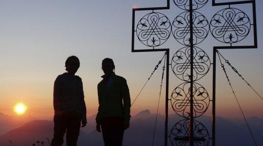 Zonsopgang Mondspitze