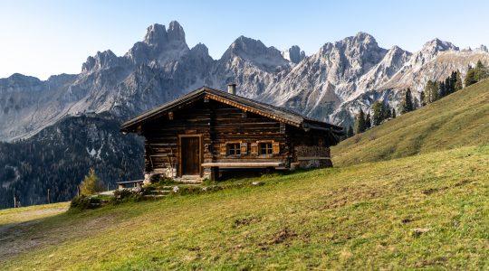 Onze eigen top 5 #cabinlove in Oostenrijk