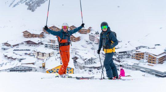 Kühtai: skiën in het hoogste skidorp van Oostenrijk