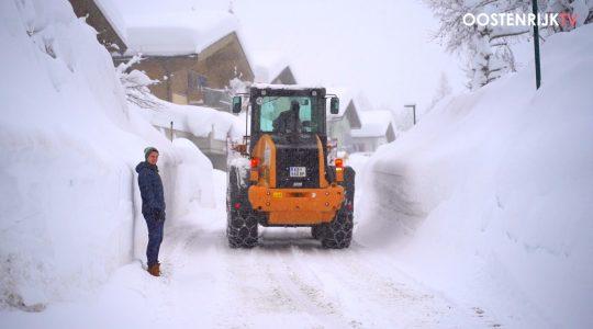 Te veel sneeuw: kan ik wel naar Oostenrijk?