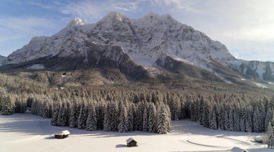 Droombeelden uit de Tiroler Zugspitz Arena