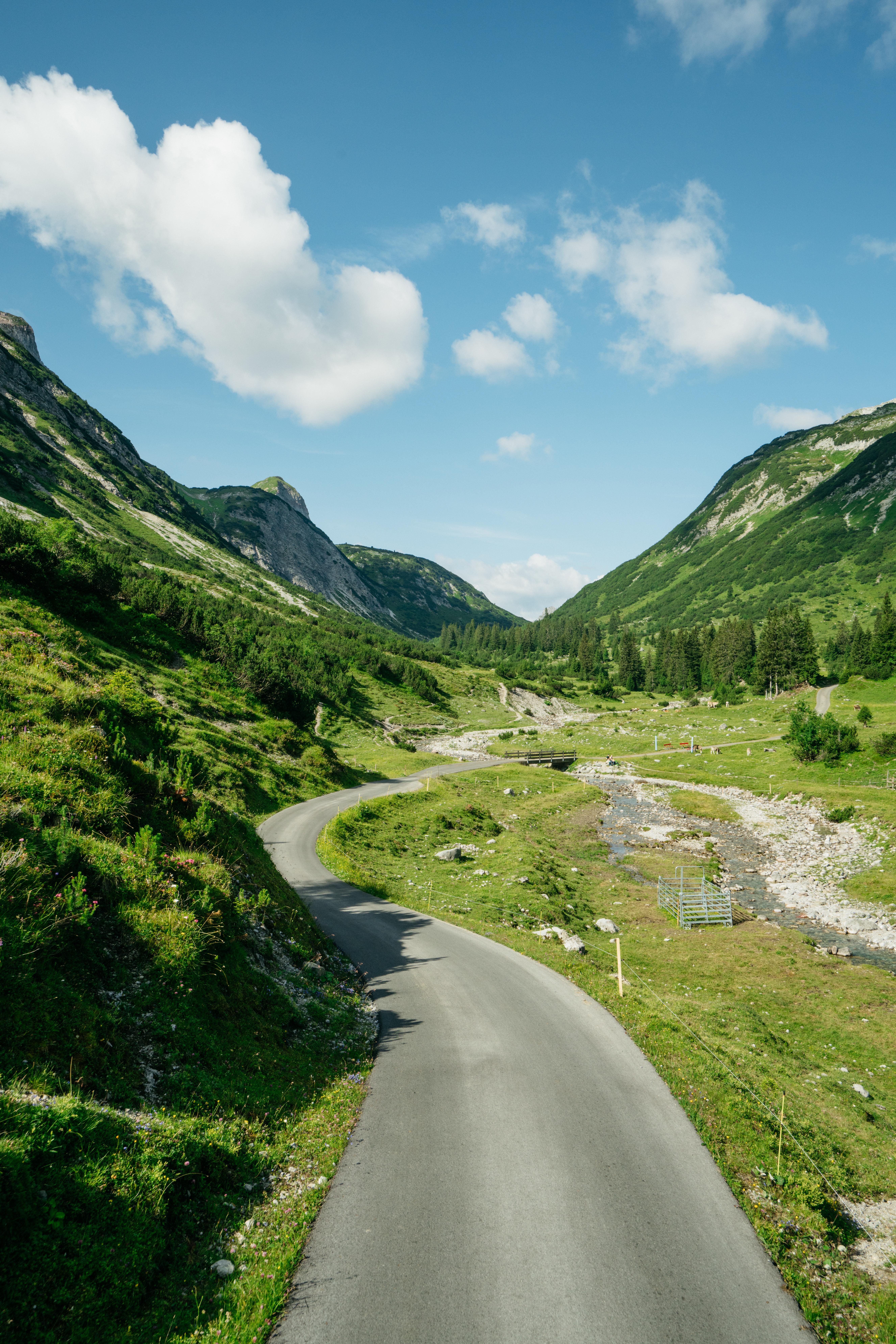 Onderweg naar de Formarinsee vanuit Lech.