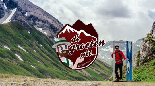 De groeten uit… Lech Zürs am Arlberg!