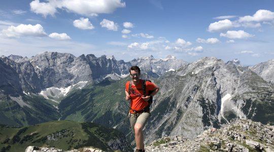 Schitterende wandeling naar de Sonnjoch (2457m) bij de Achensee