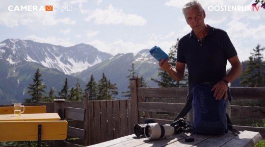 Wat neem ik mee als ik in de bergen fotografeer?