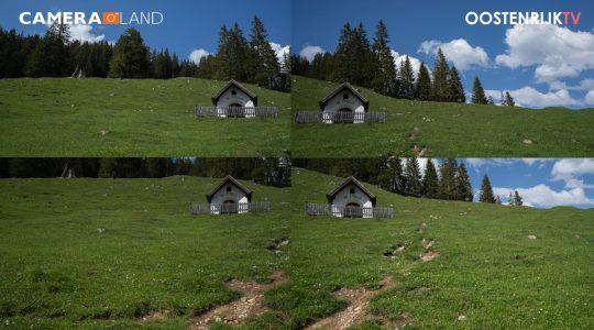 Hoe verbeter ik de compositie van mijn foto?