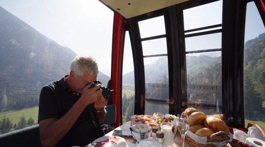 Hoe maak ik mooiere foto's van mijn Oostenrijkse eten?