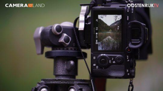 Landschapsfotografie is een lijnenspel