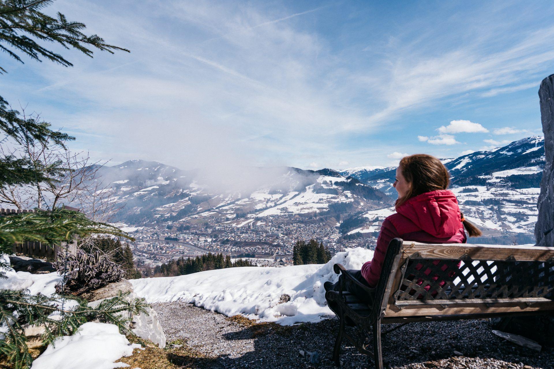 Wintersport in St. Johann in Salzburg