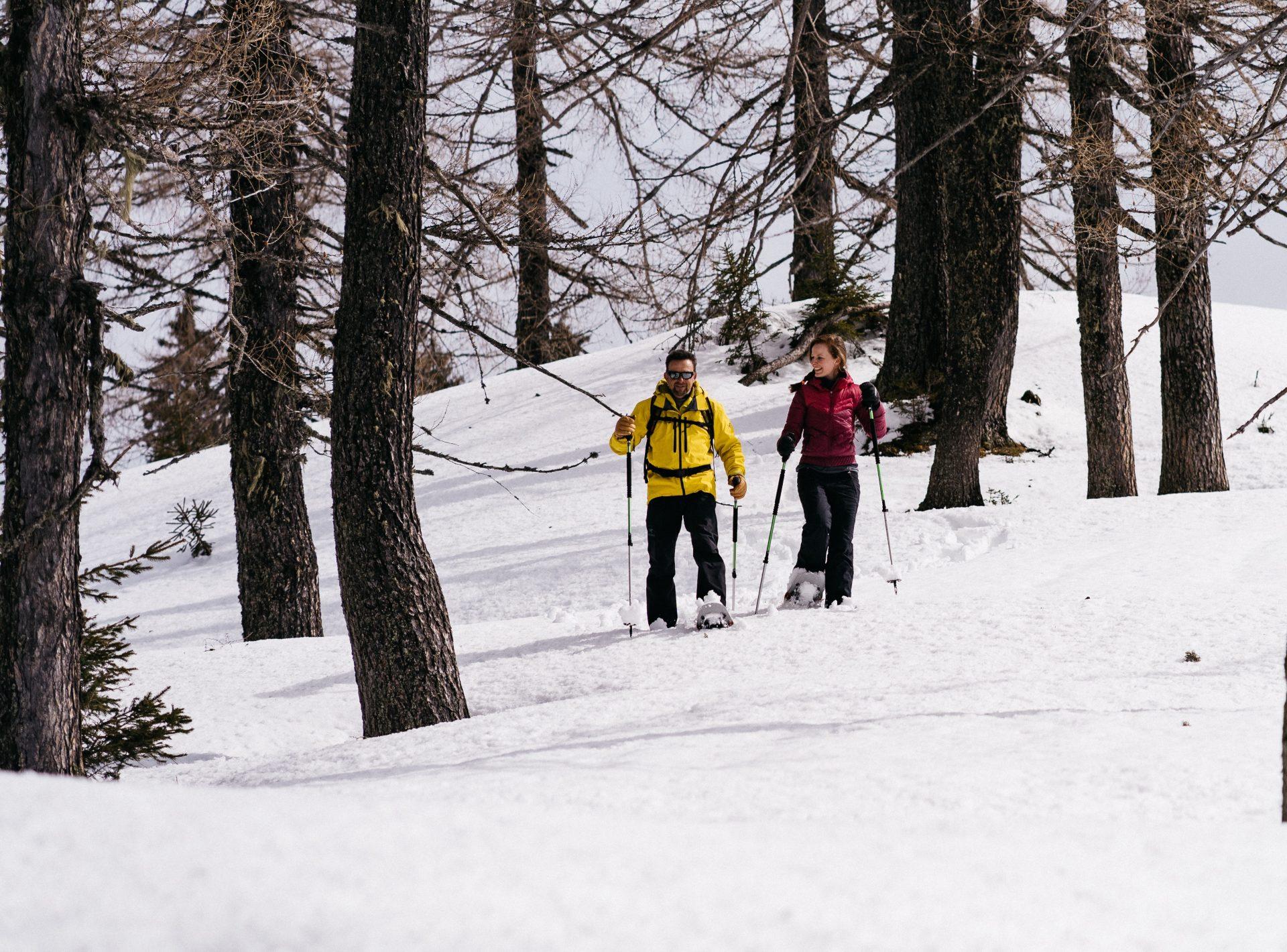 sneeuwschoenwandelen Sankt Johann in Salzburg | Oostenrijk TV