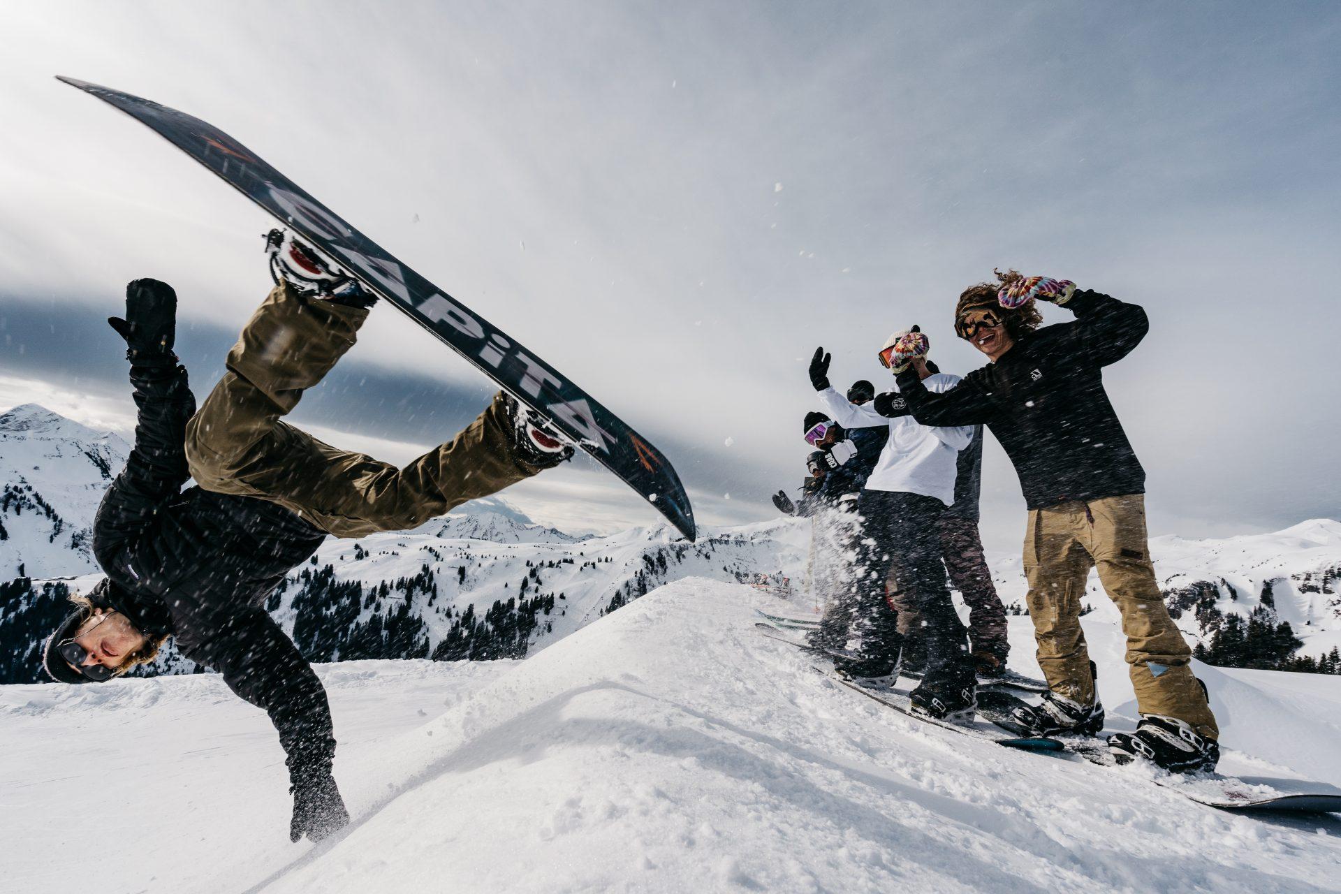 Snowpark Damüls | Oostenrijk TV