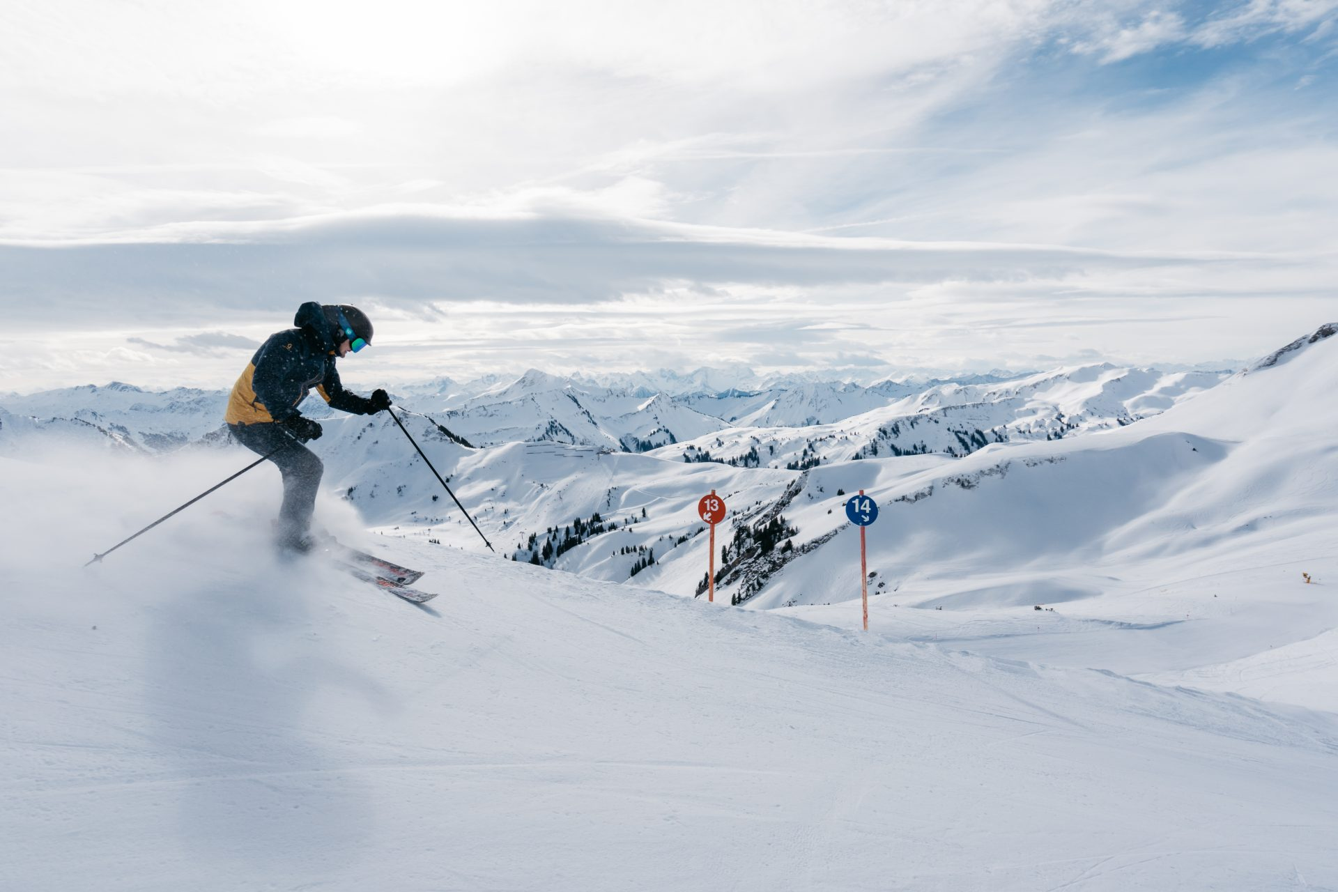 Skigebied Damüls-Mellau | Oostenrijk TV