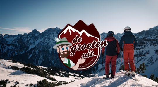 De groeten uit… het skigebied Brandnertal!