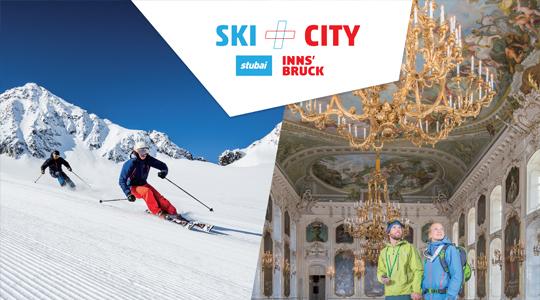 Ski + City