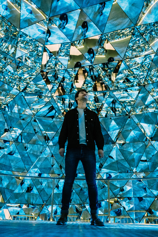Crystal Dome Swarovski Kristallwelten