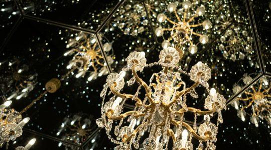 Onze mooiste foto's van de Swarovski Kristallwelten