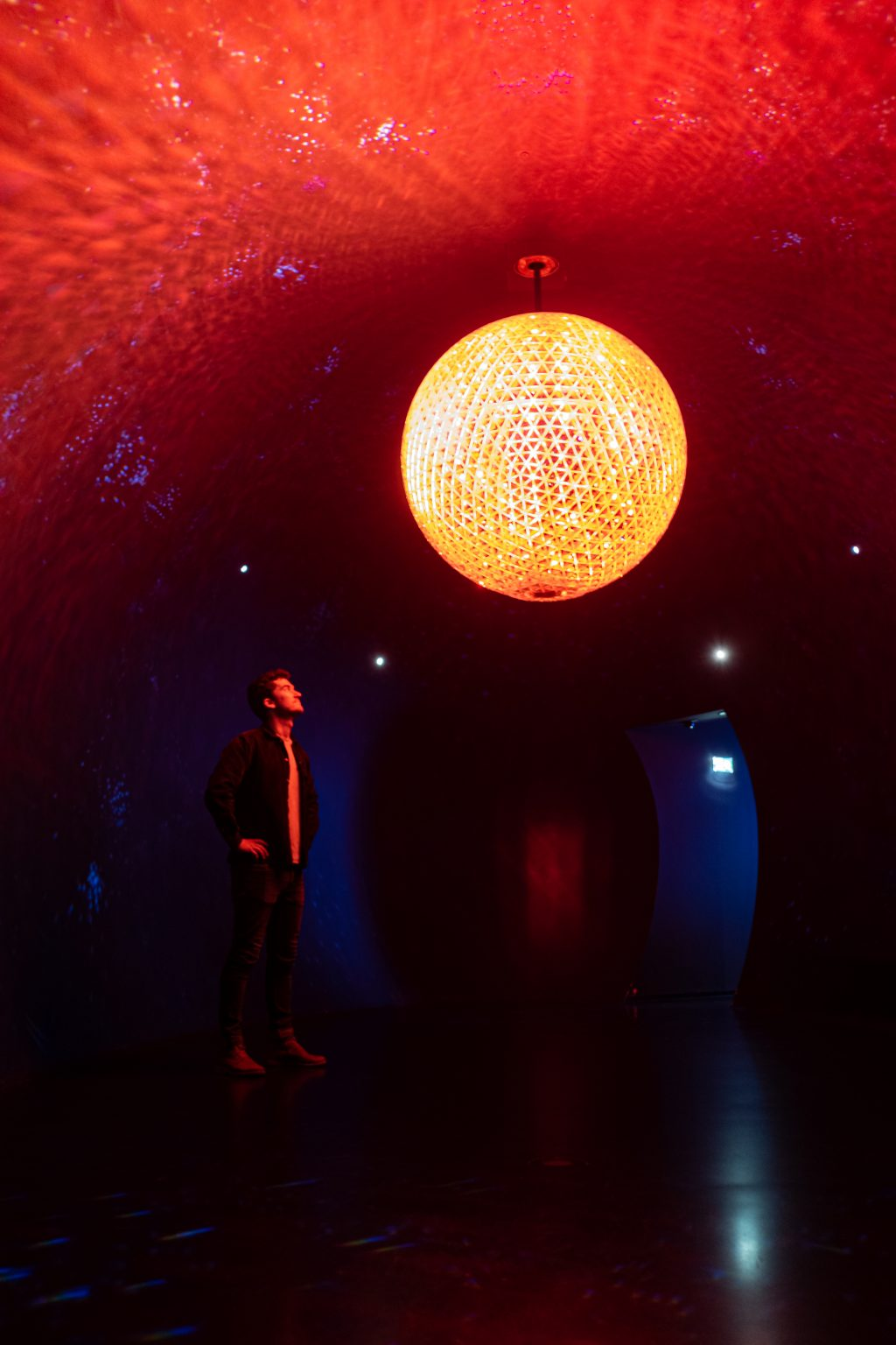 Wonderkamer 'El Sol' van Fernando Romero