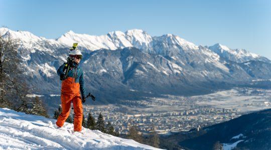 Skigebied Muttereralm & Hofkirche Innsbruck