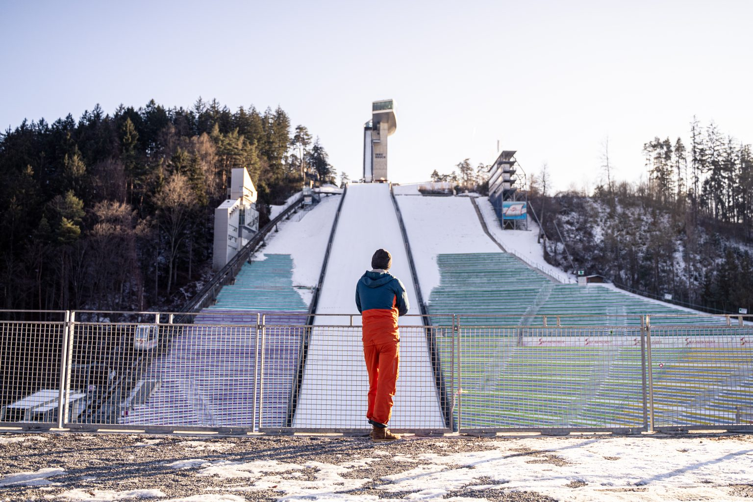 Bergisel skischans Innsbruck