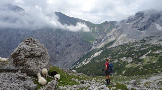 Fantastische bergwandeling naar de top van de Zugspitze (2962m)